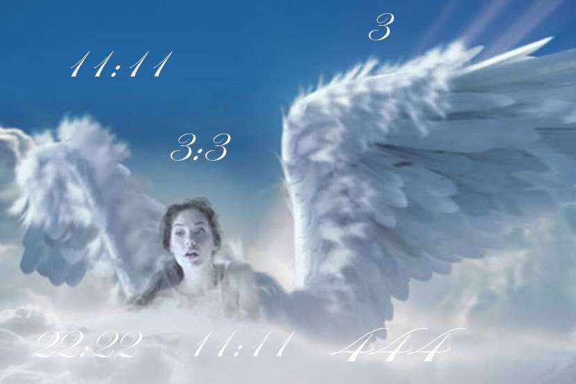 Numeri doppi gli Angeli tentano di comunicare con noi