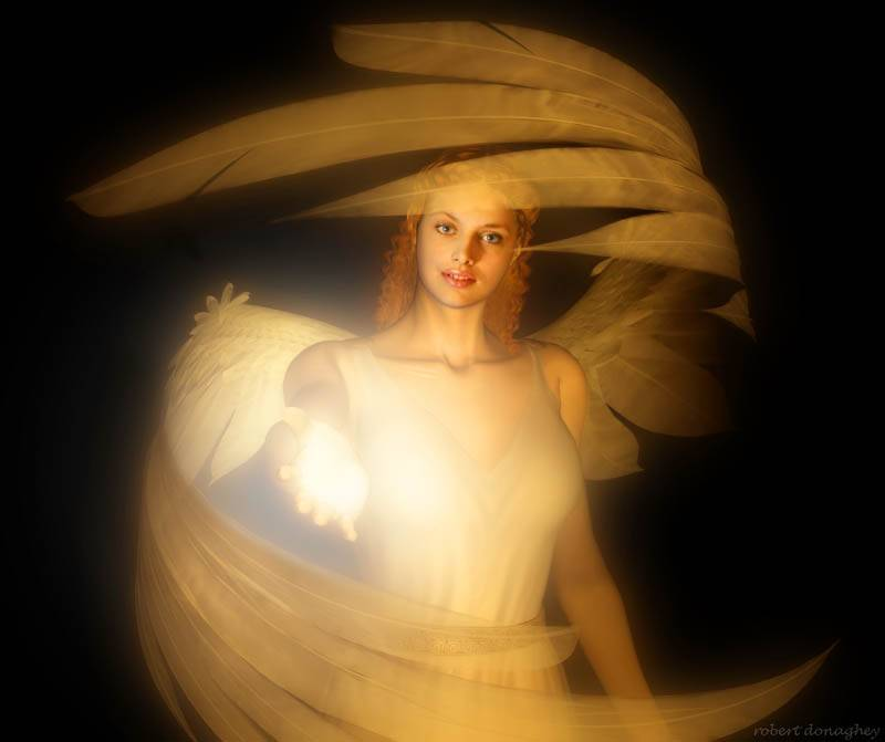Come pregare secondo gli Angeli
