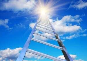 DIO HA ESAUDITO (una scala per il cielo)