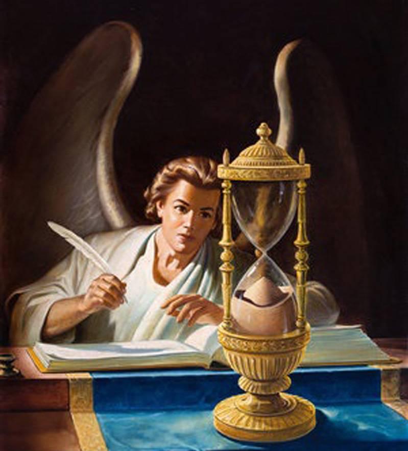 Scrivere una Lettera a gli Angeli