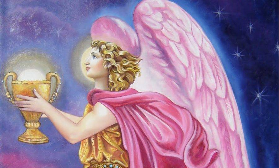Arcangelo Chamuel Arcangelo dell'Amore