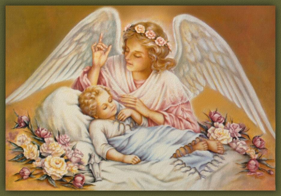 Come agiscono gli Angeli secondo gli spiriti