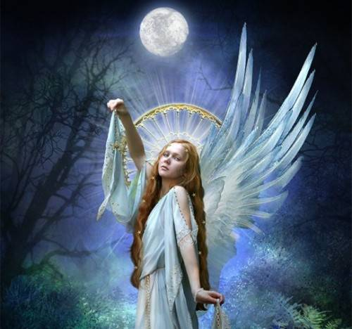 COSA SONO GLI ANGELI