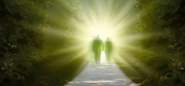 IL DONO DI VEDERE OLTRE con gli Angeli