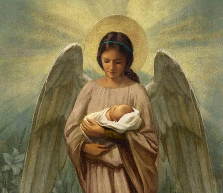 Come e quando si incarna lo spirito del bebé