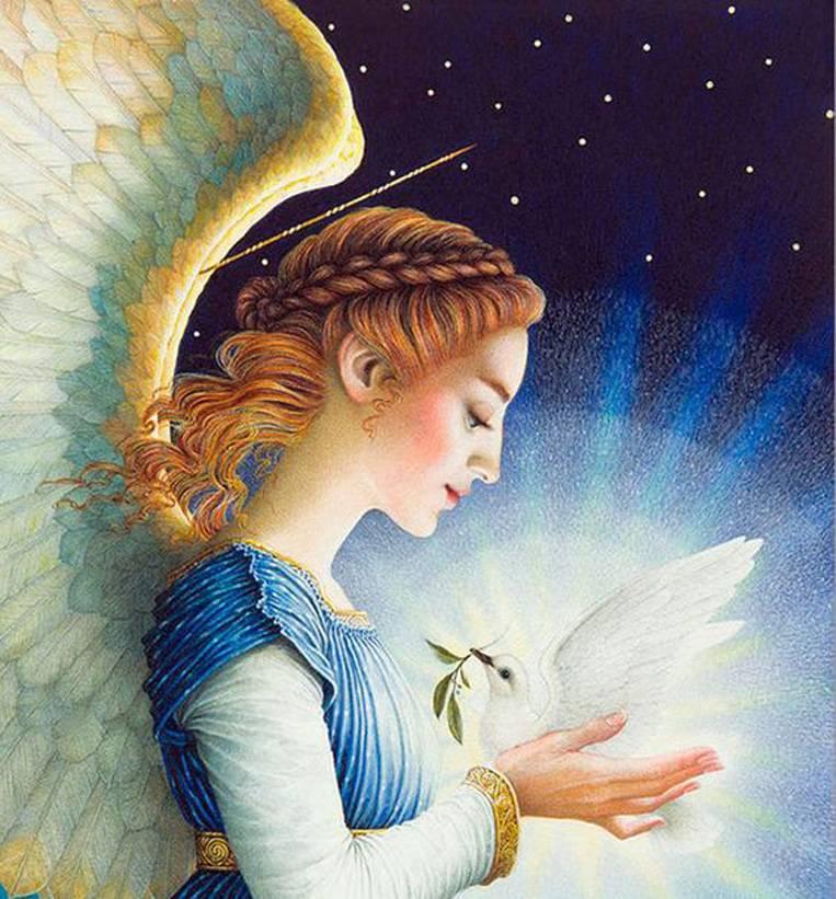 IL PROCESSO DI REALIZZAZIONE con l'aiuto degli Angeli