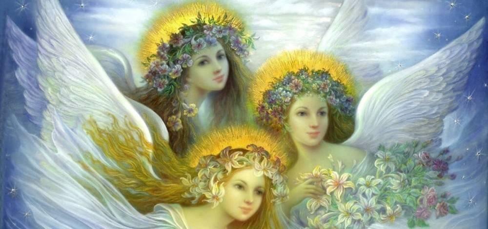 Gli Angeli e Raffaele
