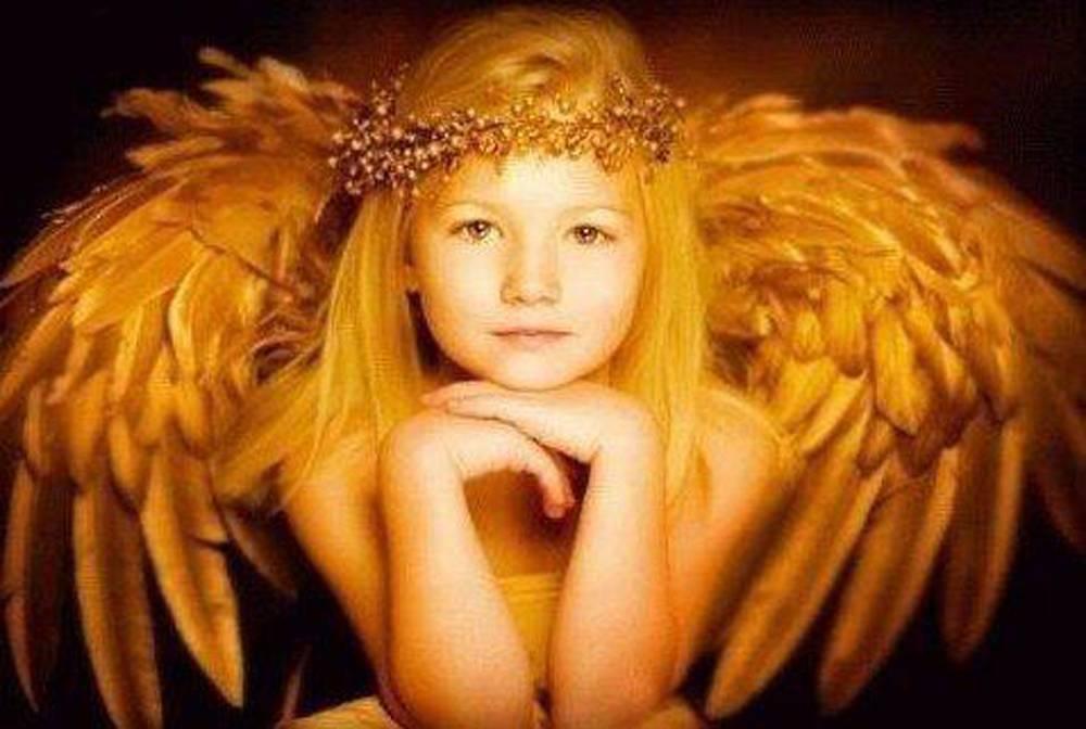 UNA GIORNATA CON GLI ANGELI