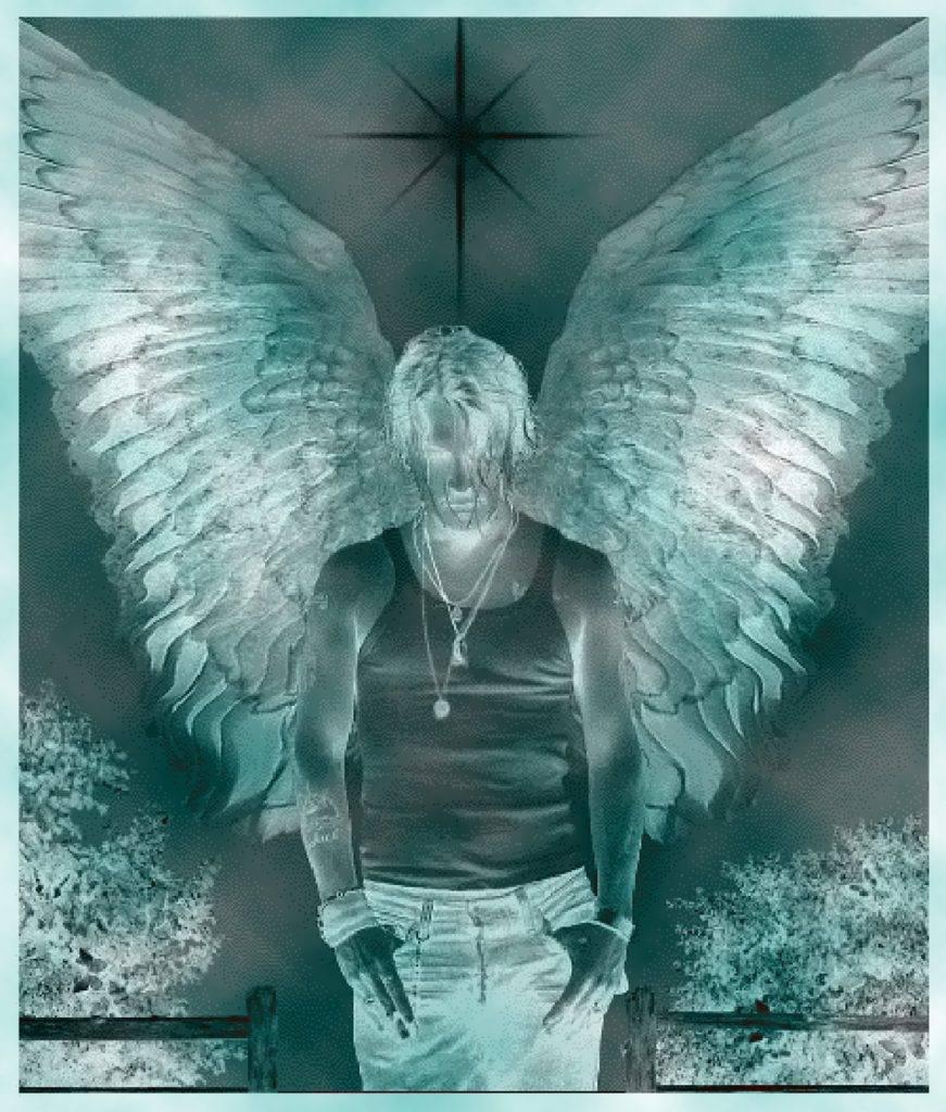 IO E GLI ANGELI