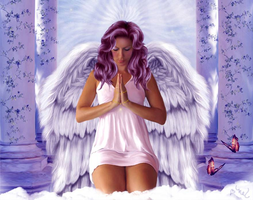 RICONOSCERE I SEGNI DEGLI ANGELI 22