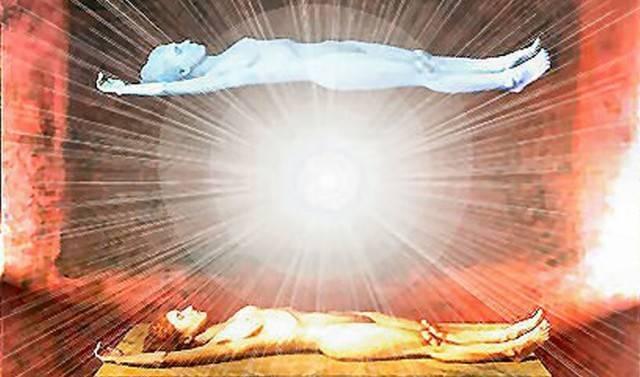 L'Anima - Al momento della nascita si collega con il corpo umano