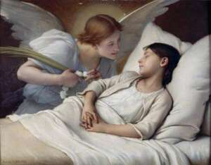 TESTIMONIANZE SUGLI ANGELI