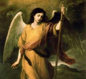 Raffaele e gli angeli oscuri