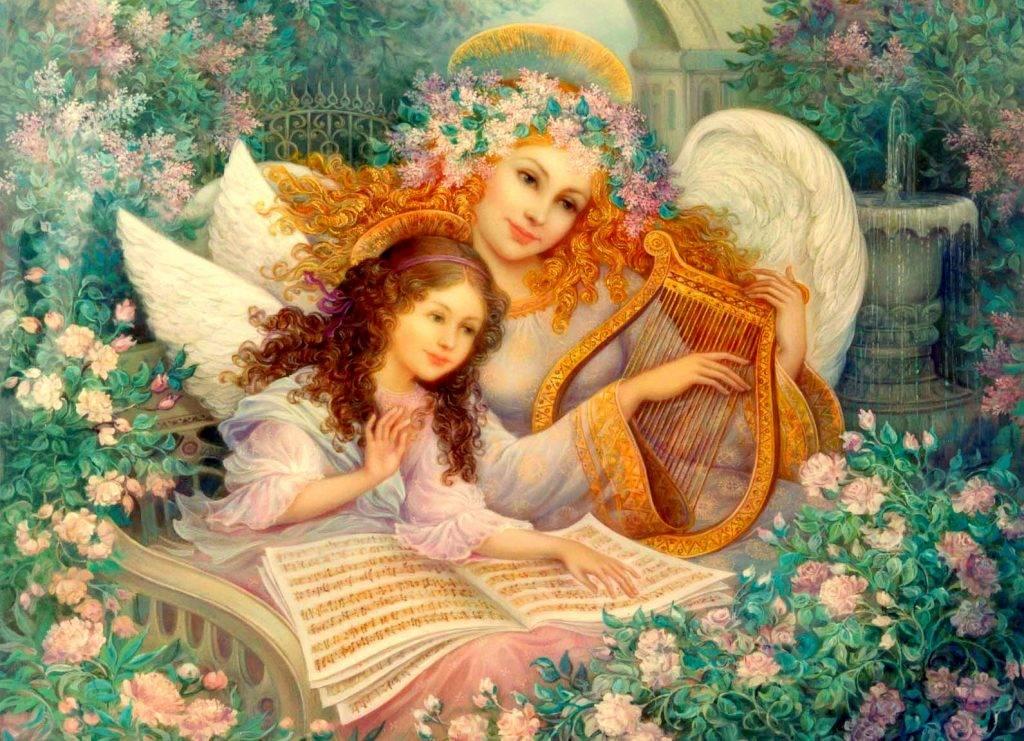 Gli Angeli vicini a noi