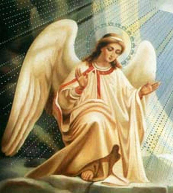 Arcangelo Azrael Colui che Dio aiuta