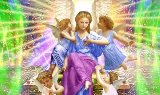 La Natura degli Angeli
