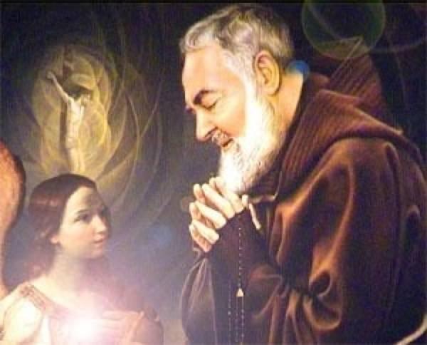 Il Credo Nell'Angelo Custode Di Padre Pio