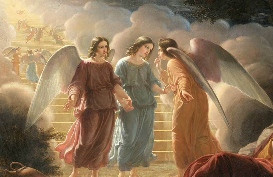 ANGELI PER MESE E GIORNO DI NASCITA E I LORO DONI