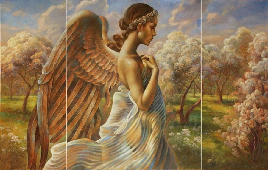 PREGHIERE AFFERMATIVE AGLI ANGELI