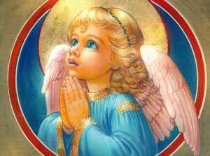 PREGHIERE ALL'ANGELO CUSTODE PER I BAMBINI