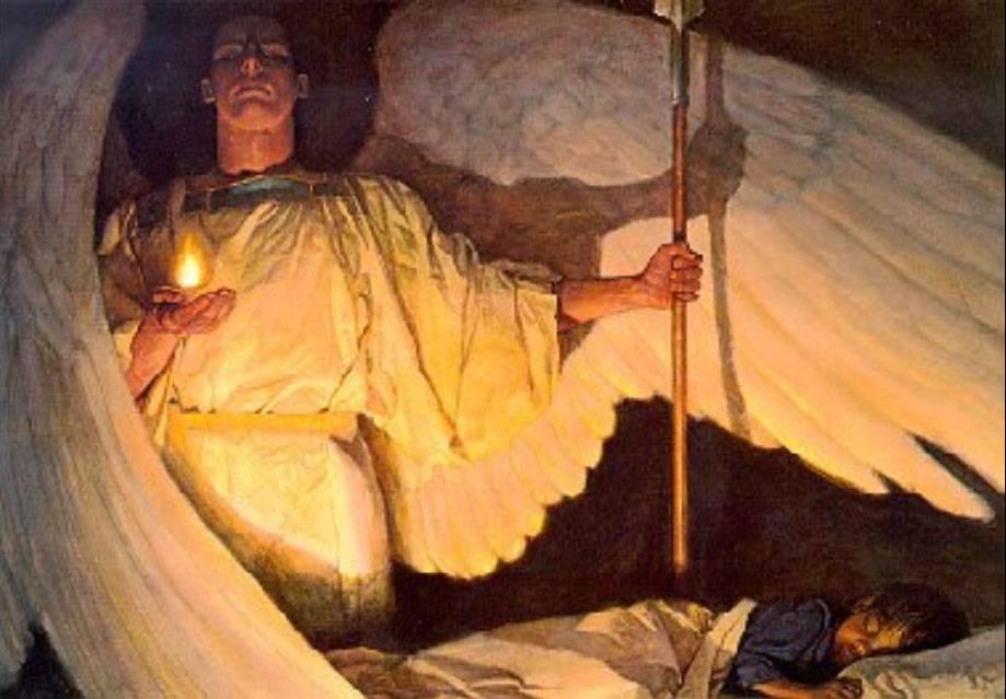 Proteggere casa e bambini con gli angeli angeli custodi - Proteggere casa ...