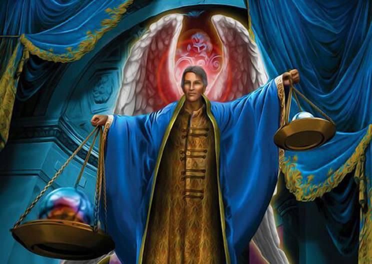 Aiutati con L'Arcangelo Raguel