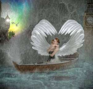 SALVATI DA PRESENZE SPIRITUALI