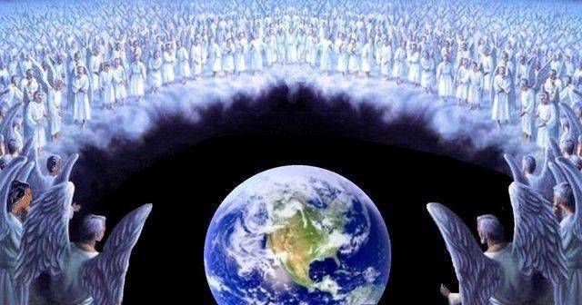 Gli Angeli e il Pianeta Terra
