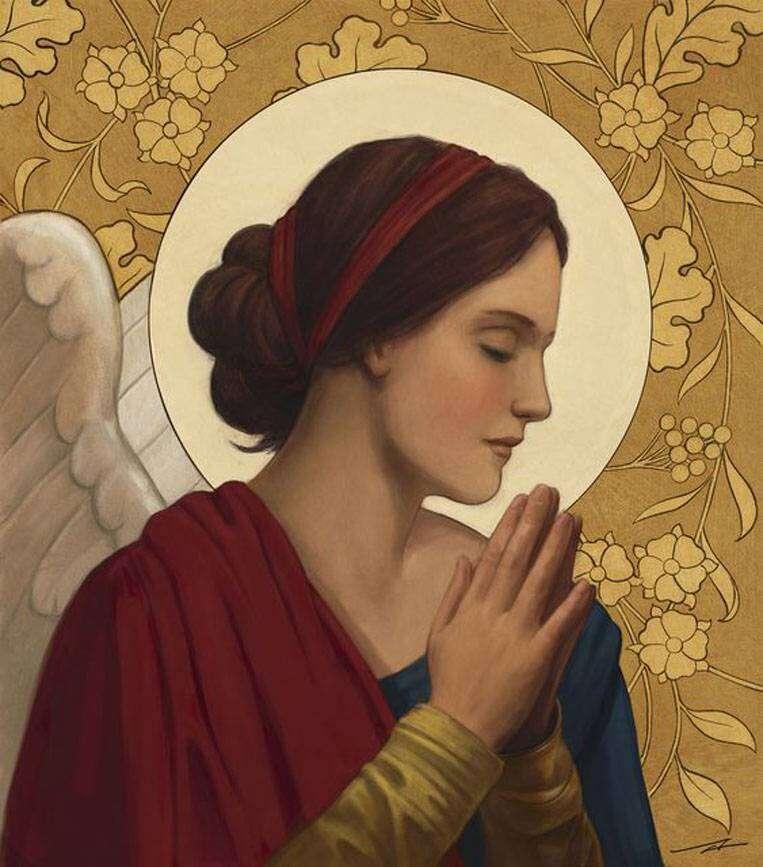 Il consiglio degli Angeli: Preghiera