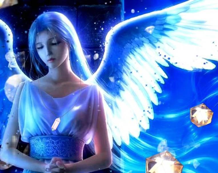 Angeli e Cristalli